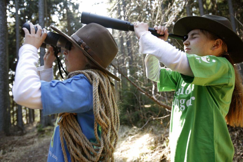 Junior Ranger erforschen den Nationalpark Harz. (c) Arnold Morascher
