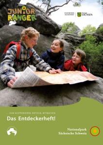 Entdeckerheft Nationalpark Sächsische Schweiz