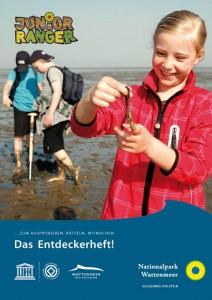 Entdeckerheft Nationalpark Schleswig-Holsteinisches Wattenmeer