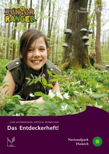 Entdeckerheft Nationalpark Hainich