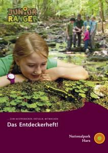 Entdeckerheft Nationalpark Harz