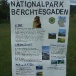 Plakat NLP Berchtesgarden