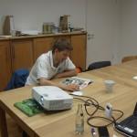 Vorbereitungstreffen in Berlin Noah
