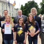 Umweltminister Altmaier zeichnet erste Projekte zur UN-Dekade Biologische Vielfalt aus